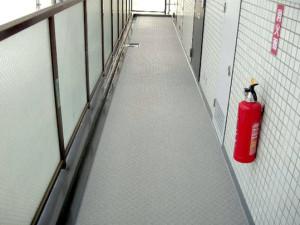 廊下長尺シートアフター