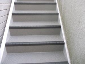 階段長尺シートアフター