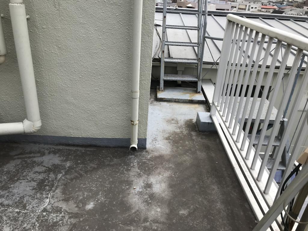 文京区屋上防水